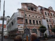 Dillingen: Nach Rathaus-Brand: Café-Besitzer steht vor Trümmern seiner Existenz
