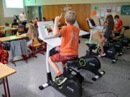 Bayern: Wenn Schüler für gute Noten in die Pedale treten
