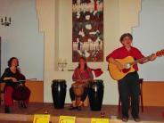 Binswangen: Ein Konzert in der Synagoge geht mitten ins Herz