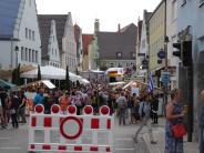 """Veranstaltung: """"Riesenaufwand"""" fürs Stadtfest – das hat sich gelohnt"""