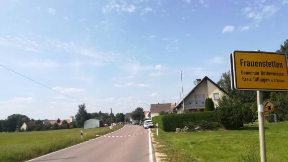 Kreis Dillingen: 53-Jähriger verschanzt sich mit Axt in seinem Haus