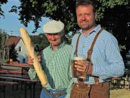 Zöschingen: Lebendige Partnerschaft seit 28 Jahren