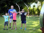 Ferienprogramm: Schießen wie Robin Hood