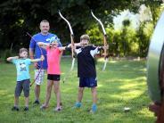 : Schießen wie Robin Hood