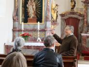 Vorderried: Zum Tag des Denkmals eine Kirchenführung