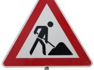 Verker: Straße bei Haunsheim gesperrt