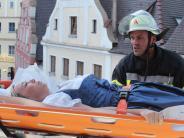 Aktionswoche: Wenn das Rathaus brennt …
