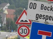 Straßenbau: Ab Freitag endlich wieder freie Fahrt in Bocksberg