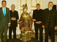 Festakt: Dillingen feiert Johann Michael Fischer