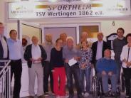 Zusamtal: TSV Wertingen: Neues Präsidium gesucht