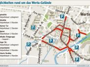 Landkreisausstellung: Entspannt parken beim Werta-Besuch