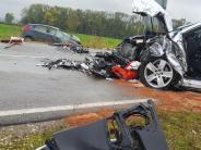 Kreis Dillingen: Tödlicher Unfall zwischen Lauingen und Gundremmingen