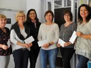 Leserhilfswerk: Firma Hartmann unterstützt Kindergärten und die Kartei der Not