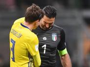 Fußball: Auch unsere Italiener weinen nach dem WM-Aus