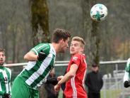 Fußball-Nachlese: Doppelte Umbaumaßnahmen