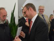Umbau: Die helle Sparkasse in Wittislingen