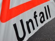 Landkreis Dillingen: Wer hat bei Lauingen mehrere Schilder umgefahren?