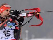 Biathlon: Gesundheit ist das Wichtigste