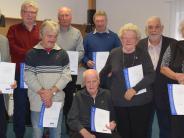 Wittislingen: 65 Jahre beim VdK