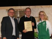 Lutzingen: Ehrenmitglied Behringer