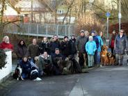 Wittislingen: Demonstrieren gegen Giftköder-Attacken