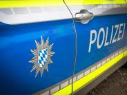 Haunsheim: Kleintransporter beschädigt