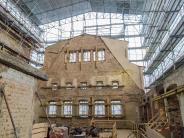 Dillingen: Der neue Dachstuhl fürs Rathaus kann kommen