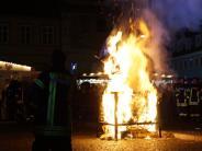 Fasching: Der Hexentanz in Lauingen