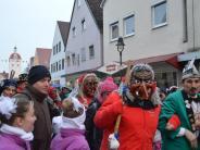 Bildergalerie: Ausnahmezustand: Der Gumpige Donnerstag in Gundelfingen