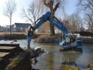 Gundelfingen: Startschuss für Brenzhalle und Holzbrücke