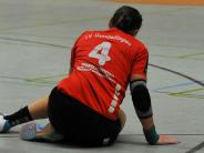 Handball: Indiskutable Leistung und eine hohe Fehlerquote