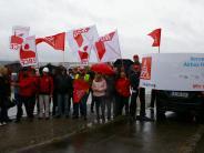 Bissingen: Die Gewerkschaft NGG verklagt die Molkerei Gropper