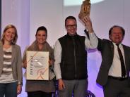 Goldenes Pedal: Ein Preis für zwei Landkreise und ein Konzept