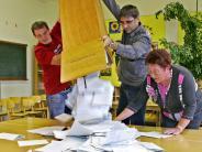 Ehrenamt: Wahlhelfer in der Region sind Mangelware