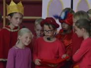 Schule: Es geht bunt zu im roten Reich