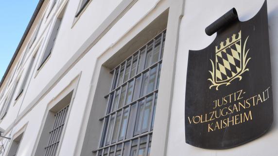 JVA Kaisheim: 35-jähriger Königsbrunner will unbedingt ins Gefängnis