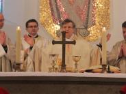 Feier: Hunderte bei besonderem Gottesdienst