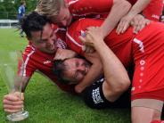 Fußball: TSV Rain ist Meister der Bayernliga