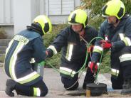 Rettung: Rain: 212 Mann proben den absoluten Ernstfall