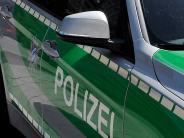 Kempten: 25-Jähriger will mit Polizeiauto davonfahren