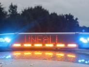 Fünfstetten: Unfall mit manipuliertem Motorrad