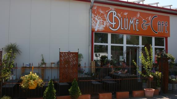 Cafe und blume donauworth