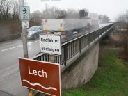 Verkehr: B16 ab Pfingsten gesperrt - Massive Einschränkungen