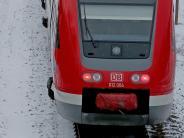 Polizei-Report: Attacke gegen Lokführer mit Laserpointer