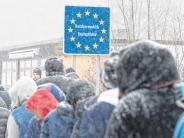 Asyldebatte: Sind die lokalen Politikerauf Kurs mit der Kanzlerin?