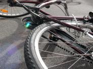 Donauwörth: Zusammenstoß zwischen Radfahrer und Auto