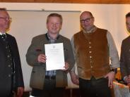 Natur: Besondere Auszeichnung für Werner Lippert