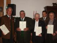 Verein: Treue Jagdgenossen geehrt