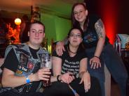 Bildergalerie: Metal-Party im Doubles Starclub