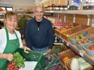 Dorfentwicklung: Der Laden in Huisheim gehört zum Dorf